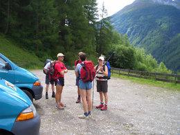 Ausflug Sajathütte Wanderwochenende 2007