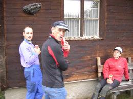 Ausflug Schmutzer Hütte 2006