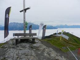 Asitzgipfelberglauf und MTB Hillclimb 2014