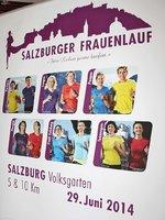 Frauenlauf Salzburg 2014