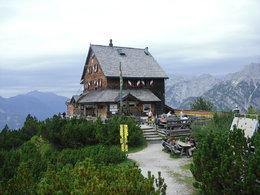 Lauf auf die Wiechenthaler Hütte 2014