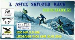 Asitz Skitour Race 2015
