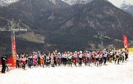 Loferer Tourenschirennen 2016