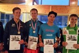 5000 m Bahn Landesmeisterschaft 2016