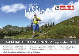 Saalbacher Trailrun 2017