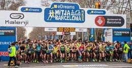 eDreams Mitja Maratò de Barcelona